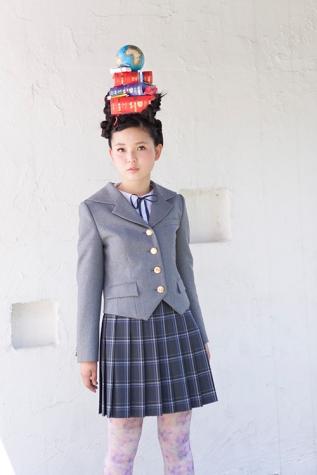 Sailor Jacket &Skirt