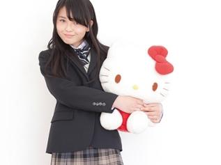 Hello Kitty × SCHOOLPEARL