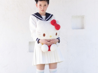 Hello Kitty × SCHOOL PEARL2015